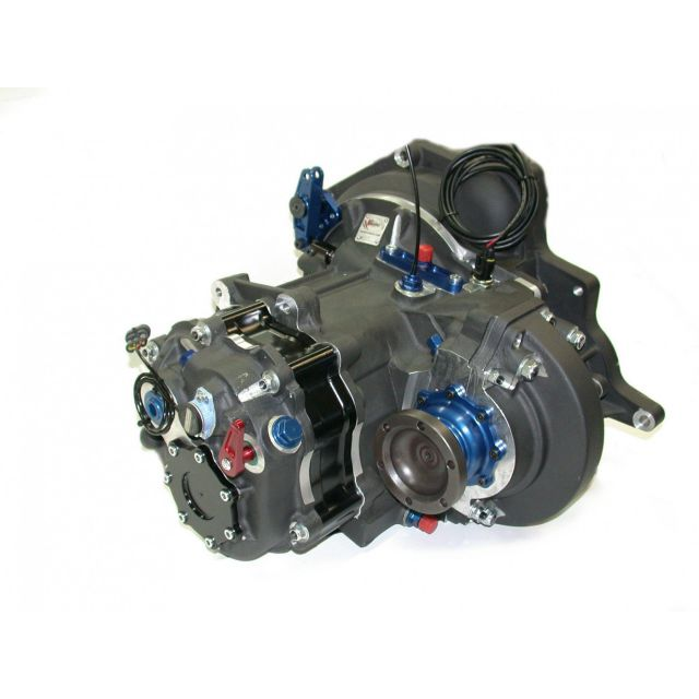 High Torque Transverse 4WD 6 speed sequential gearbox - Cod. RC131