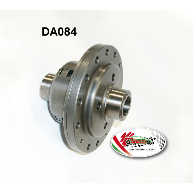Plate type limited slip differential for gear box C635 - Cod. DA084