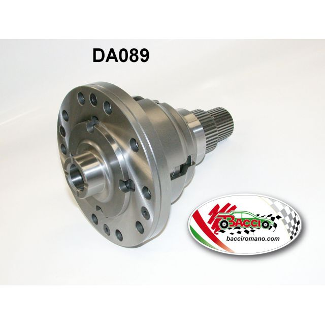 Central plate type limited slip differential for Mitsubishi Lancer - Cod. DA089